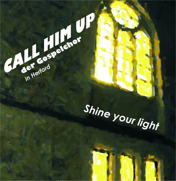 "CD ""Shine Your Light"""
